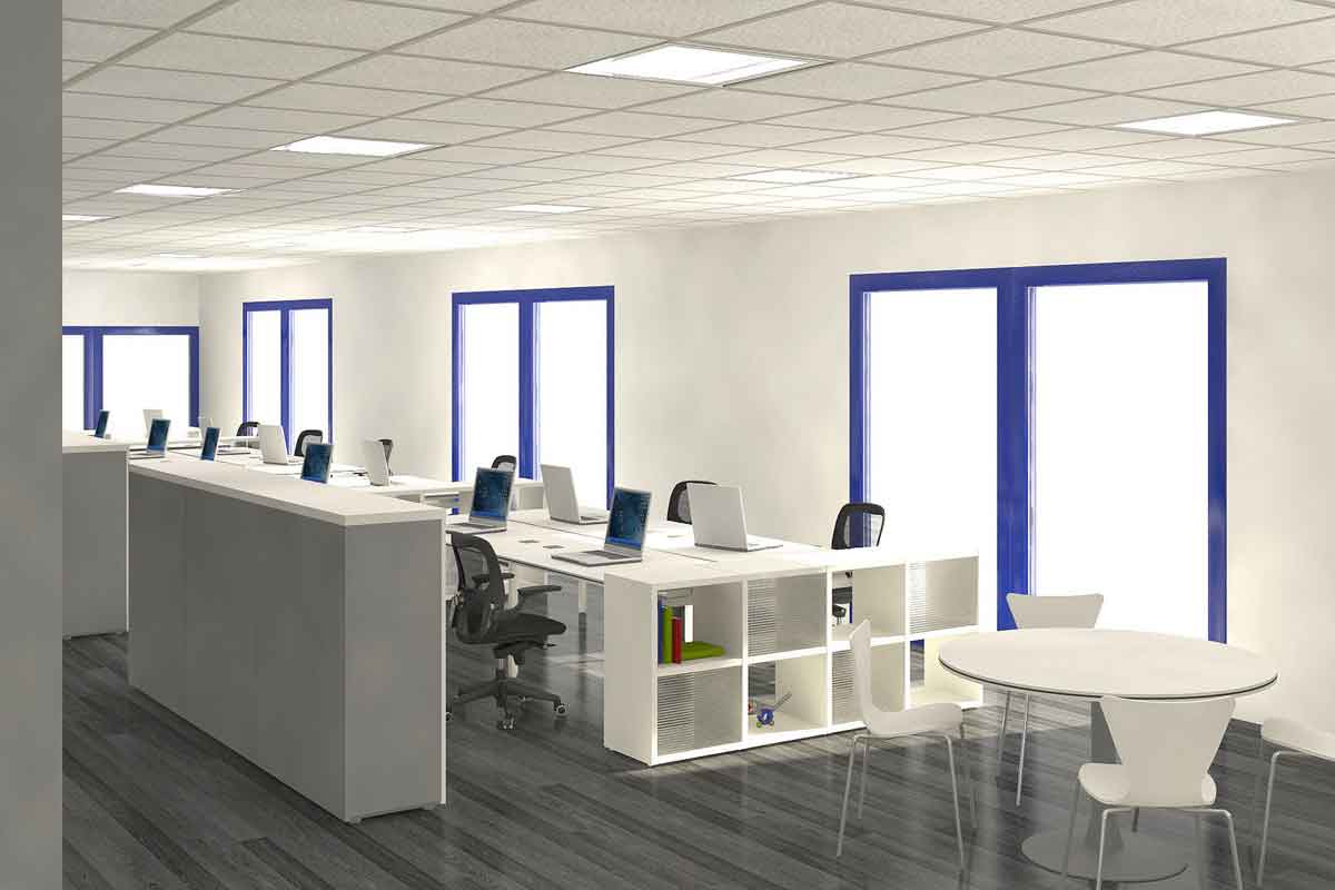 Small Office Interior. Interesting Interior Design Ideas Small Office